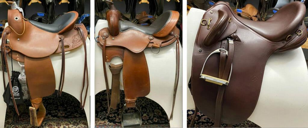 western used saddle sale September 2021